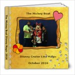 Disney 2016 - 8x8 Photo Book (20 pages)