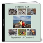 Galapogos 2016 - 12x12 Photo Book (20 pages)