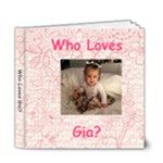 gia 2 - 6x6 Deluxe Photo Book (20 pages)