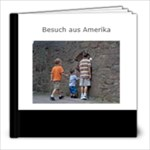 Germany - Elsbeth - 8x8 Photo Book (30 pages)