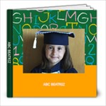 ABC BEATRIZ - 8x8 Photo Book (20 pages)