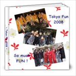 Tokyo Booklet - 8x8 Photo Book (30 pages)