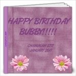 bubby bday - 12x12 Photo Book (20 pages)