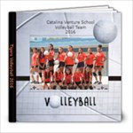 volleyball16 - 8x8 Photo Book (20 pages)