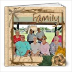 family 2016.2 - 8x8 Photo Book (20 pages)