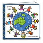 Kids Ruled the World - 8x8 Photo Book (20 pages)