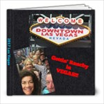 Vegas 2017 - 8x8 Photo Book (20 pages)