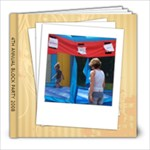 BLOCK PARTY - 8x8 Photo Book (30 pages)