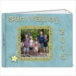 sunvalley 2015 - 11 x 8.5 Photo Book(20 pages)