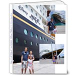 Disney Cruise Album - 8x10 Deluxe Photo Book (20 pages)