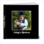 Zalmy Upsherin - 6x6 Photo Book (20 pages)