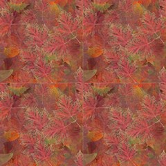 Autumn Reds Fabric