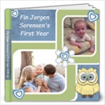 Finny s book - 12x12 Photo Book (20 pages)