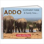 2016 Dec.  Addo - 7x5 Photo Book (20 pages)