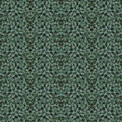 Greens Pattern By Designsdeborah Fabric