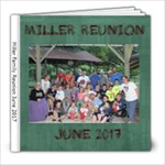 Reunion 2017 - 8x8 Photo Book (20 pages)