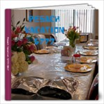pesach 5777-2017 - 12x12 Photo Book (20 pages)