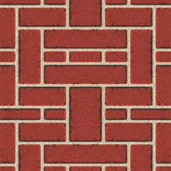Bricked Fabric
