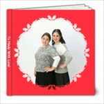 my favorite sister hindy! - 8x8 Photo Book (20 pages)
