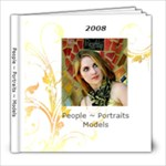 Models - 8x8 Photo Book (20 pages)