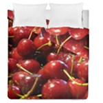 Cherry my love - Duvet Cover Double Side (Queen Size)