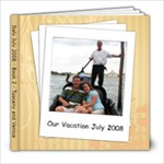 Tuscany & Venice - 8x8 Photo Book (20 pages)