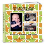 Jonas and Grma and pa - 8x8 Photo Book (20 pages)