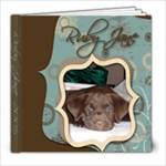 ruby jane - 8x8 Photo Book (20 pages)