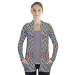 MCL Cardigan - Open Front Pocket Cardigan