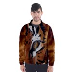 Eye of the Tiger Men - Men s Windbreaker