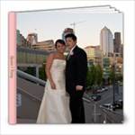 QT wedding - Minh - 8x8 Photo Book (20 pages)