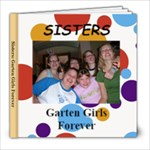 Sisters - 8x8 Photo Book (20 pages)