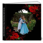 Not just another Cinderella story 2017 2 - 8x8 Deluxe Photo Book (20 pages)