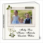 Christening - 8x8 Photo Book (20 pages)