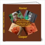 xc2008 keep - 8x8 Photo Book (20 pages)
