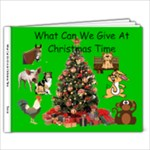 What can I give-spine modification (from admin) - 9x7 Photo Book (20 pages)