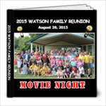 2015 reunion - 8x8 Photo Book (20 pages)