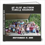2016 reunion - 8x8 Photo Book (20 pages)