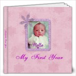 12x12 lizzy book - 12x12 Photo Book (20 pages)