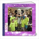 5 to WDW - 8x8 Photo Book (20 pages)