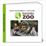 Zoo - 8x8 Photo Book (20 pages)