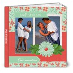 Beach tropical vacation cruise pool honeymoon anniversary summer 8x8 photo book - 8x8 Photo Book (20 pages)