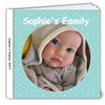 Sophie s Book  - 8x8 Deluxe Photo Book (20 pages)