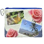 Travel Canvas Cosmetic Bag (XXL)
