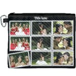 Stamp Proof set Canvas Cosmetic Bag - Canvas Cosmetic Bag (XXXL)