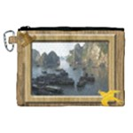 Our all framed Canvas Cosmetic Bag (XL)