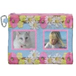 My little princess Canvas Cosmetic Bag (XXL)