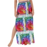 rainbow butterflies - Maxi Chiffon Tie-Up Sarong
