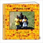 Pumpkin Patch - 8x8 Photo Book (30 pages)