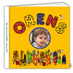 Delux Oren - 8x8 Deluxe Photo Book (20 pages)